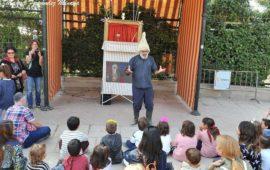 «Punchinelis» / Luis Zornoza – Siesta Teatro (Andalucía)