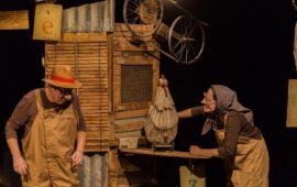 """""""La gallina de los huevos de oro"""" / Zum Zum Teatre (Cataluña)"""