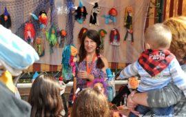 Paradas y artesanos 2019 (Argentina, Murcia, Cataluña y Aragón)
