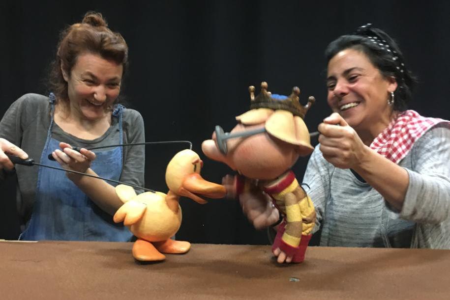 """Redescena publica un artículo sobre nuestro Festival """"Parque de las Marionetas"""""""