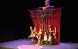 """""""El circo de los hilos"""" / Victor Antonov (Rusia)"""