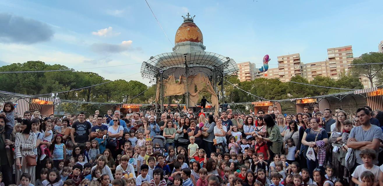 Primer reportaje de la Revista Titeresante sobre la  21ª edición del Parque de las Marionetas 2019