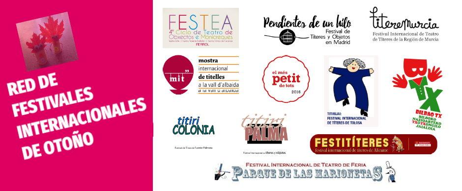 COMUNICADO DE LA RED DE FESTIVALES INTERNACIONALES DE OTOÑO