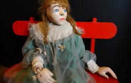 """""""Marionetas de mi vida""""/ Cía. Trulé. Manuel Costa Dias (Portugal)"""