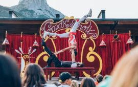 """""""Freak-Show"""" / Circo La Raspa (Aragón)"""